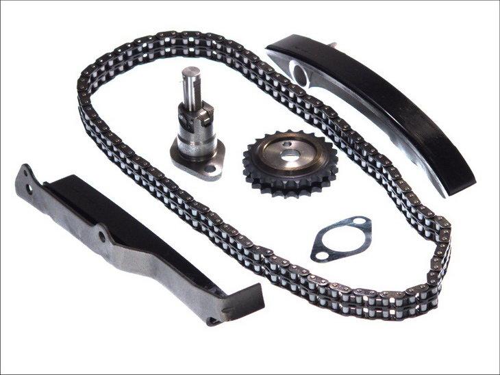 Rozrząd komplet (koło + łańcuch) OSK EK5074