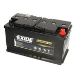 Akumulator EXIDE EQUIPMENT GEL ES900 - 80Ah 900Wh P+
