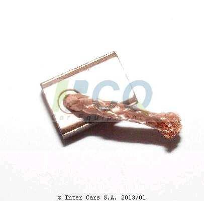 Szczotki rozrusznika CQ - CZĘŚCI, ELEKTRYKA CQ2040039