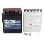 Akumulator EXIDE BIKE AGM YTX14AH-BS