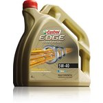 Olej CASTROL Edge Titanium FST Turbo Diesel 5W40, 4 litry