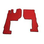 Dywanik podłogowy F-CORE F-CORE FF07 RED