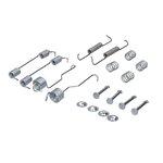 Zestaw montażowy szczęk hamulcowych TRW AUTOMOTIVE SFK339