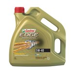 Olej CASTROL EDGE TURBO DIESEL 5W40 Edge TurboDiesel 5W-40