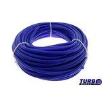 Przewód podciśnienia silikonowy TurboWorks Black 4mm