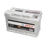Akumulator BOSCH S5 EFB - 85Ah 800A P+