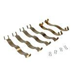 Zestaw montażowy klocka hamulcowego QUICK BRAKE 109-0937