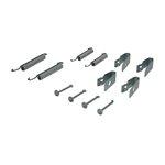 Zestaw montażowy szczęk hamulcowych QUICK BRAKE 105-0890