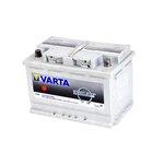 Akumulator VARTA START STOP EFB E45 - 70Ah 650A P+