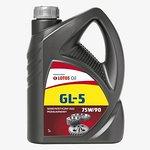 Olej przekładni hipoidalnych LOTOS GL-5 75W90, 5 litrów