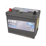 Akumulator EXIDE PREMIUM EA755 - 75Ah 630A L+ - Montaż w cenie przy odbiorze w warsztacie!