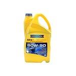 Olej przekładniowy mineralny RAVENOL RAV EPX 80W90 GL-5 4L