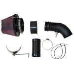Zestaw układu dolotowego z filtrem stożkowym K&N 57-0624