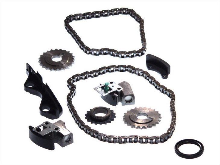Rozrząd komplet (koło + łańcuch) OSK EK1041