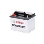 Akumulator BOSCH SILVER S3 006 - 56Ah 480A L+ - Montaż w cenie przy odbiorze w warsztacie!