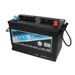 Akumulator 4MAX ECOLINE - 100Ah 800A P+