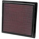 Filtr powietrza K&N Jeep Grand Cherokee/Dodge Durango 3.6 V6/5.7 V8 '11 33-2457