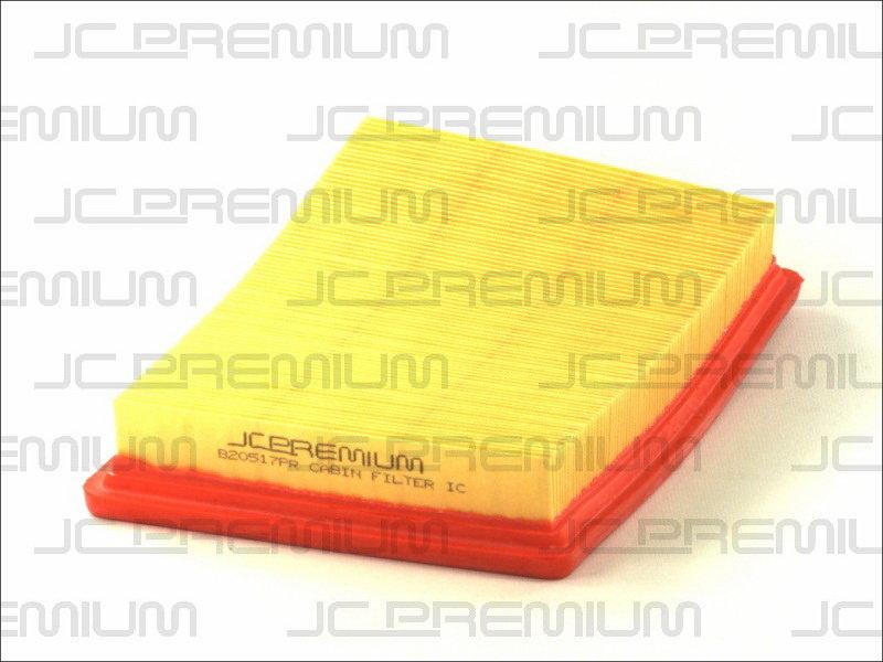 Filtr powietrza JC PREMIUM B20517PR - darmowa dostawa do 5000 warsztatów Motointegrator Partner i 170 sklepów Inter Cars