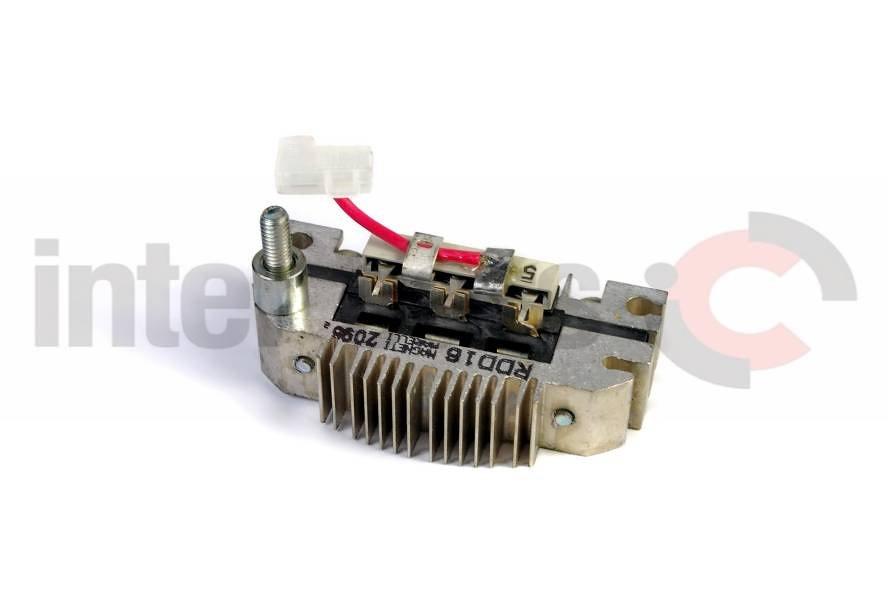 Płytka diodowa alternatora MAGNETI MARELLI 063621603010 - darmowa dostawa do 5000 warsztatów Motointegrator Partner i 170 sklepów Inter Cars