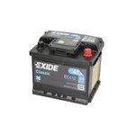 Akumulator EXIDE CLASSIC EC412 - 41Ah 370A P+ - Montaż w cenie przy odbiorze w warsztacie!