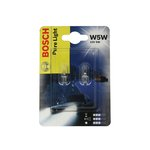 Żarówka (pomocnicza) W5W BOSCH Pure Light - blister 2 szt.