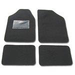 Uniwersalne dywaniki gumowo-welurowe  POLGUM PG9900-1