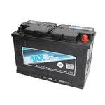 Akumulator 4MAX ECOLINE - 110Ah 850A P+