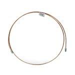 Przewód hamulcowy metalowy WP WP-220
