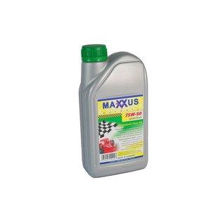 Olej do skrzyń biegów HEPU Maxxus 75W90, 1 litr