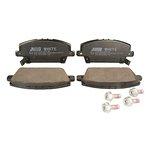 Ceramiczne klocki hamulcowe JURID WHITE 572579JC