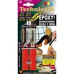 Klej epoksydowy TECHNICQLL Epoxy, 2 x 12 ml
