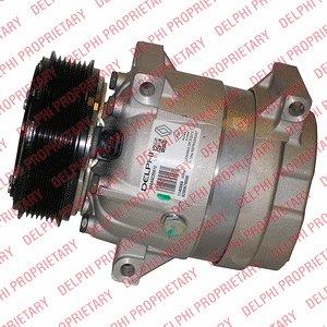 Kompresor klimatyzacji DELPHI TSP0155897