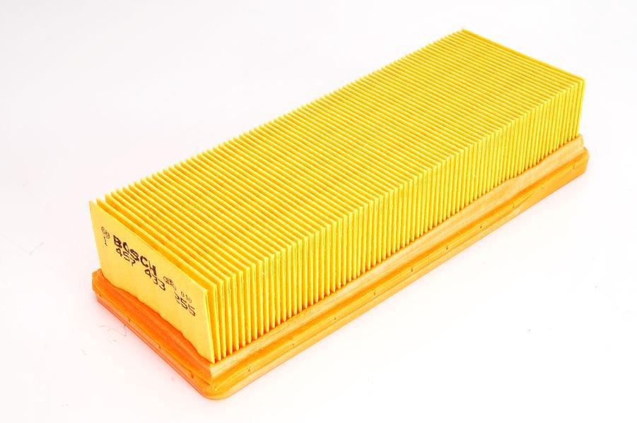 Wkład filtra powietrza BOSCH 1 457 433 255 - darmowa dostawa do 5000 warsztatów Motointegrator Partner i 170 sklepów Inter Cars