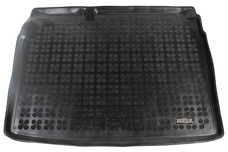 VW Golf V Hb 2003-2008/VI Hb 2008-2012 (zestaw naprawczy) . wykładzina bagażnika  czarny REZAW-PLAST RP231820